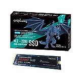CFD販売 内蔵SSD M.2 2280 NVMe PCI-E Gen.4 x 4(NVMe 1.3) PG3VNFシリーズ 2TB CSSD-M2B2TPG3VNF
