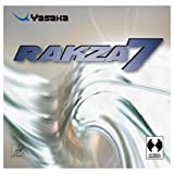 Yasaka Rakza 7, gomma per tavolo da ping-pong, Black, 1.8mm...