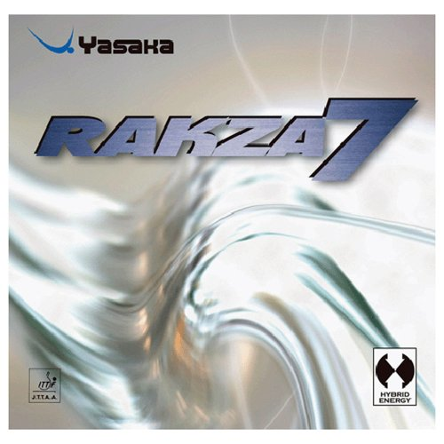 Sale!! YASAKA Rakza 7,Black,Max Table Tennis Rubber