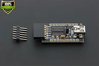 FTDI Basic Breakout 3.3/5V (Arduino Compatible)/Is The Necessary Equipment For Your Development Of Small Electronic Interactive Works.
