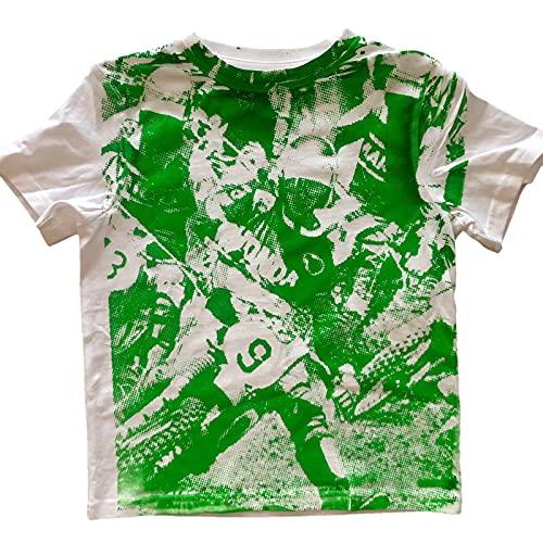 Mujeres Y2K Cara Retrato Crop T Shirt Tops Impresión Gráfica Crop TopShort Manga Y2k E Ropa de niña