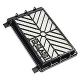 Wessper® Filtro di Scarico per aspirapolveri Philips Mobilo Plus HR8568 (HEPA, Indelebile)