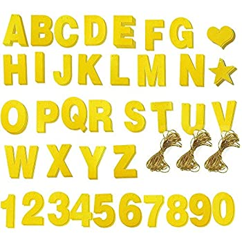 Best letters for decorations Reviews