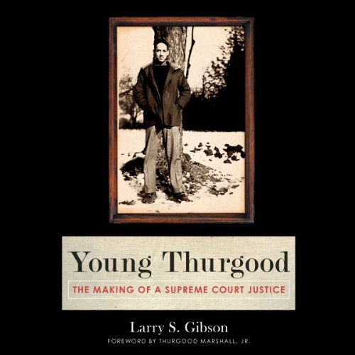 Young Thurgood audiobook cover art