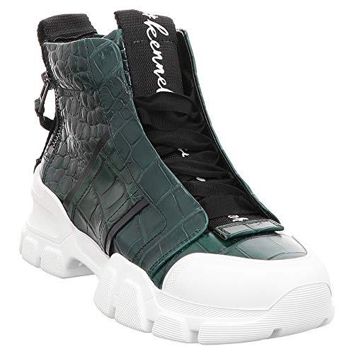 Kennel + Schmenger Damen Sneaker 21.34020.634 grün 755781