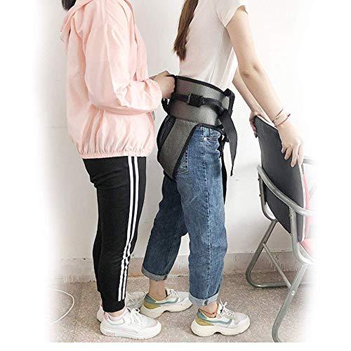 5163fy6QKFL - Transferencia de la Honda de Soporte Assist Enfoque Enfoque cinturón de Seguridad Enfermería Médico Assist Device - Sling Grúa de Paciente - bariátrica, Pediátrica, los Ancianos