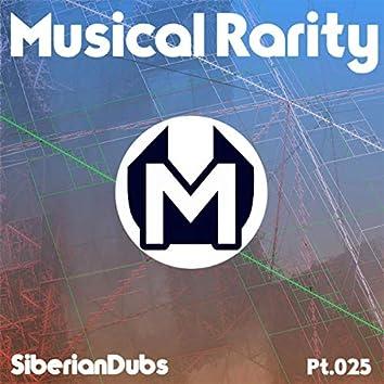 Musical Rarity, Pt. 025