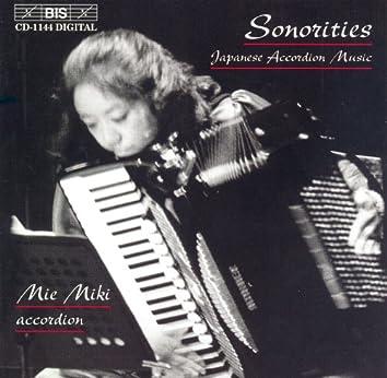 Sonorities: Japanese Accordion Music