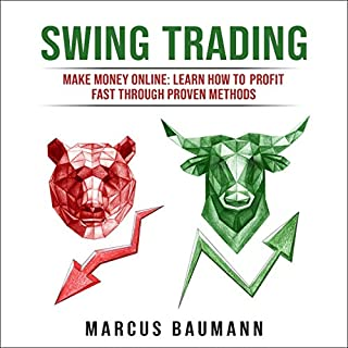 Swing Trading: Make Money Online audiobook cover art