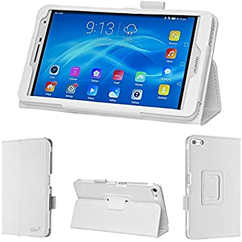 Nero pieghevole Smart Cover Huawei MediaPad t2 7.0//m2 7.0 PRO Stylus
