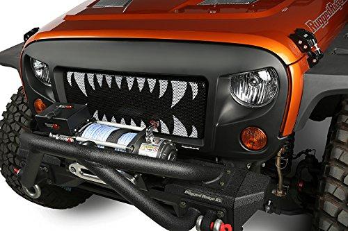 07 jeep wrangler grills - 1