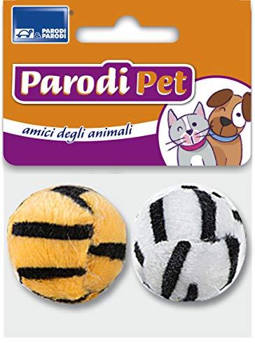 Palline per gatto colorate, palline in spugna per gatto, gioco per gatto, palline di spugna per gatti, palline di spugna per gatto Ø 4cm, palla per gatto super leggera, palline gatto colori assortiti