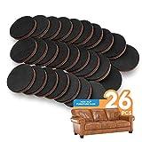 Non Slip Furniture Pads 26Pcs 2