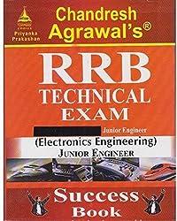RRB 2019 Books - JE (Electronics) - Ekxam