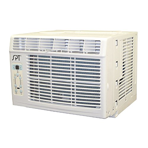 SPT 8,000btu Energy Star Window AC, 8000 BTU,...