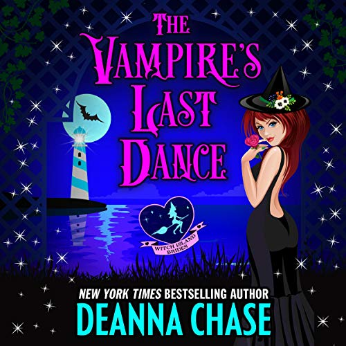 The Vampire's Last Dance cover art