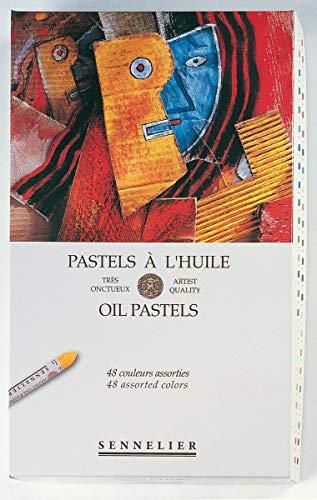 """Sennelier 9-1/2""""x12-1/2"""" Oil Pastel Pad"""