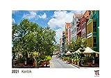 Karibik 2021 - White Edition - Timokrates Kalender, Wandkalender, Bildkalender - DIN A3 (42 x 30 cm)