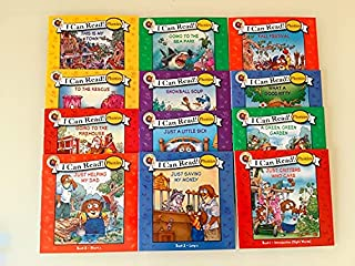12 Books/set I Can Read Phonics Little Critters In English Language Picture Book Children Kids Pocket Story Books Learning...