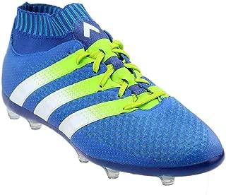 adidas Boys Ace 16.1 Primeknit Fg/Ag Soccer Athletic Cleats,