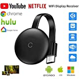 NA Stick De TV para El Nuevo Google Chromecast 3 para Netflix Youtube WiFi Pantalla HDMI Dongle Inalámbrica Miracast para Android iOS PC