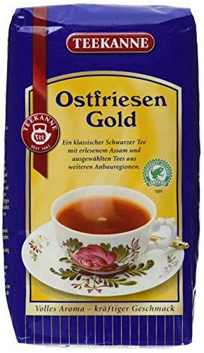 Teekanne Ostfriesen Gold, 500 g