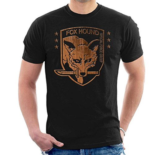 Foxhound Special Forces Group Metal Gear Solid Men's T-Shirt