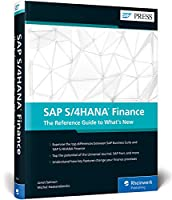 SAP S/4HANA Finance: The Reference Guide to What's New Front Cover