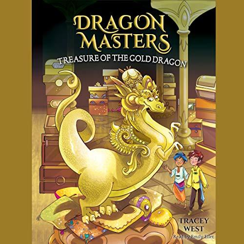 Treasure of the Gold Dragon Titelbild