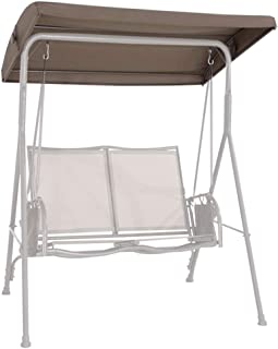 Royal Garden Replacement Canopy for Lowe's Garden Treasures Swing GSS00133B / 511265 - Original Replacement
