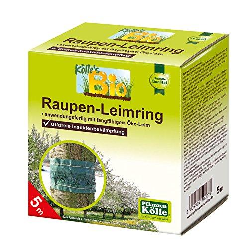 Kölle Bio Bio Raupen-Leimring 5m, Raupen-Leimring in Bio-Qualität, Raupen-Leimring, biologisch, Raupen-Leimring