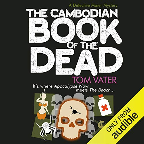 Cambodian Book of the Dead, The audiobook cover art