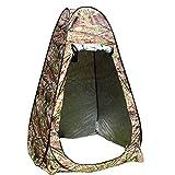 CCCMS Impermeable Pop Up Tent Camping Camping Outdoor Ducha Aseo Tienda con la Bolsa de Asas Montaje Pila para Baby Camping Playa Ligero