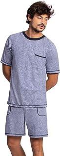 Conjunto Pijama Curto, Lupo, Masculino