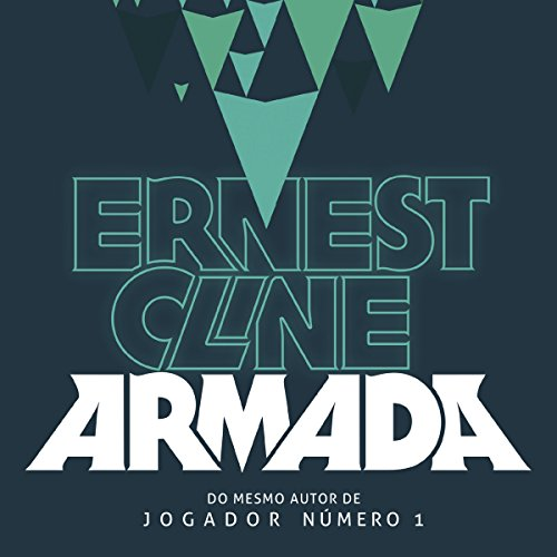 Armada audiobook cover art