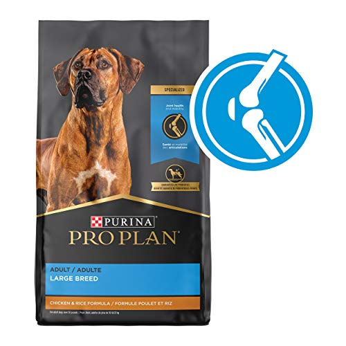 Purina Pro Plan High Protein Large Breed Dry Dog Food, FOCUS Large Breed Formula - 34 lb. Bag