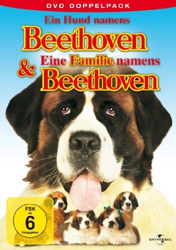Ein Hund namens Beethoven & Eine Familie namens Beethoven [2 DVDs]