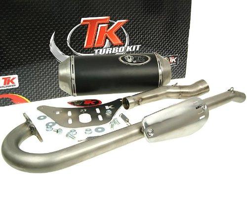 TURBO KIT Quad/ATV Auspuff für Kymco Maxxer 250, Maxxer 300 (Wide MMC)
