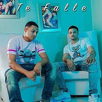 Te Falle (feat. El Sama)