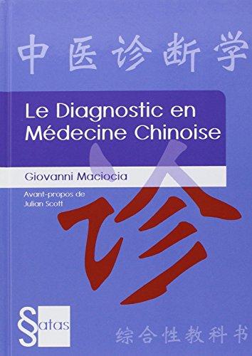 Le diagnostic en médecine chinoise