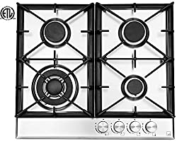 10 Best Professional Gas Ranges For The Home 2019