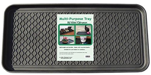 Alex Carseon Multi-purpose Tray, 30x15x1.2 Inches