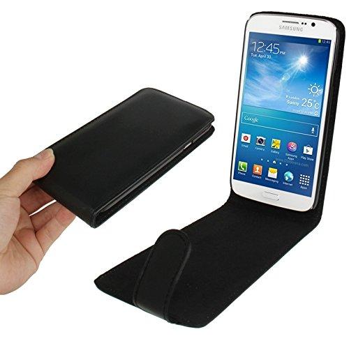Schützen Sie Ihr Mobiltelefon Reine Farbe Vertikale Flip Leder Tasche für Samsung Galaxy Mega 5.8 / i9150 / i9152 für Samsung Handy