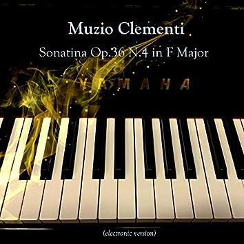 Sonatina Op.36 No.1 in C Major, Spiritoso