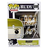 Rudy Ruettiger Signed Funko Pop - Notre Dame Football Memorabilia - Autographed and JSA Authenticated