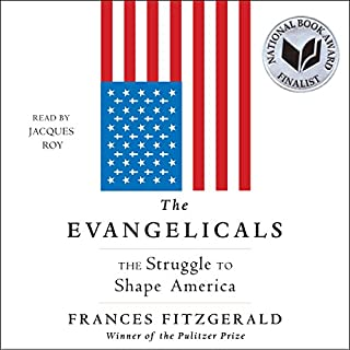 The Evangelicals audiobook cover art