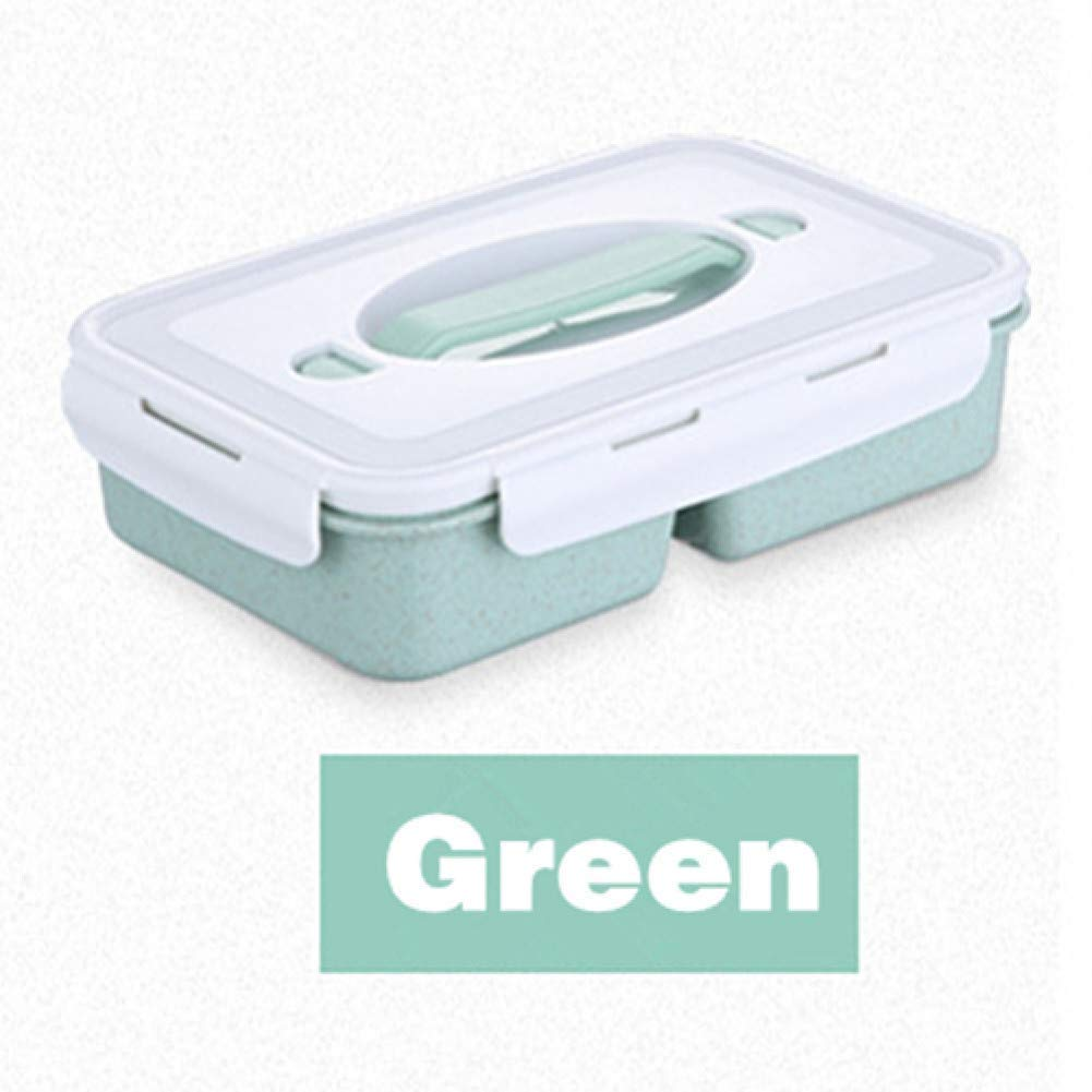 LEIXIN Plastic bento Box Plástico Bento Box portátil Almuerzo ...