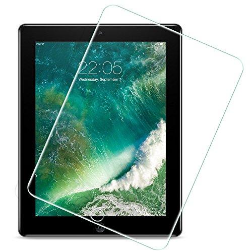 ESR Schutzfolie Kompatibel mit iPad 4 Panzerglas für iPad 2 / iPad 3 - Hochwertiger 9H Glas Bildschirmschutz Folie - Kristallklare Bildschirmschutzfolie für iPad 2/3/4 [Blasenfrei] [Kratzfest]