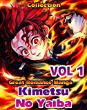 Romance Manga Collection: KimetsuNo Yai-ba Volume 1 (English Edition)