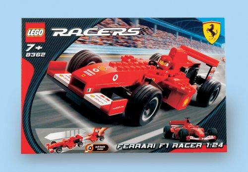 LEGO Racers 8362 - Ferrari F1 Racer, klein
